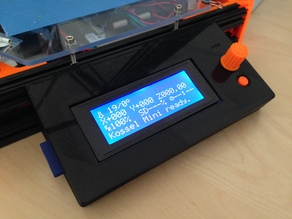 Kossel Mini SmartLCD-Case