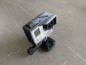 GoPro HD Hero 3 Ergo Frame