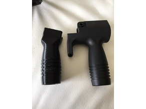 MP5K style foregrip