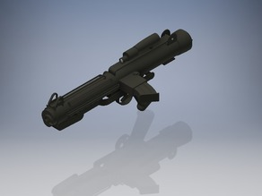 Star Wars Stormtrooper E-11 Blastech Blaster Rifle