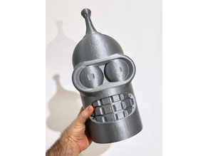 Large Bender Piggy Bank for Creality CR-10 and other large printers