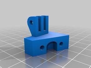 Monoprice Select Mini pi camera mounting bracket