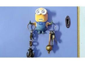 minion hook key holder