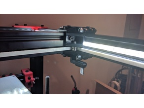 D-Bot Y Optical Endstop