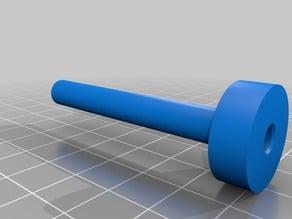 Fabtotum bowden extractor