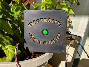 Electrolyte Crave-o-Meter