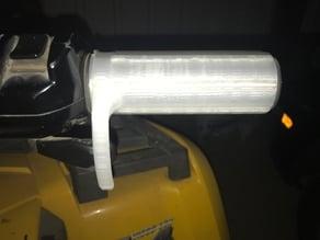 ATV Twist Throttle (Anti Thumb Fatigue)