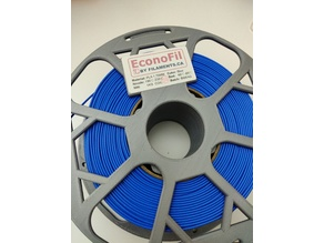 Filaments.ca refill spool with label