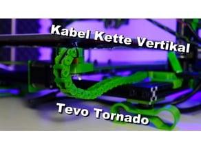 Tevo Tornado Cable chain (Vertikal)