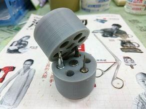 Magnetic Capsule Soldering Tip holder (HAKKO 900M)