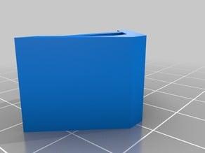 Focus pedestal for K40 chinese ebay laser cutter