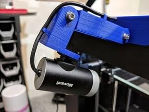 Duplicator 6 Webcam Mount