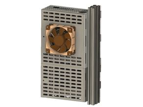 Duet Wifi Dual Mosfet Electronics Case 2040