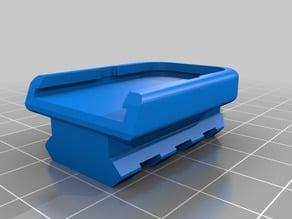 MantisX Floor Plate Adapter - Glock
