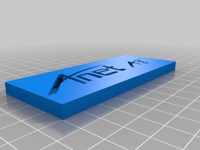 ANET A8 old display cover