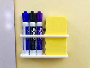 White Board Marker Holder