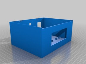 BrewPiLess 3D case