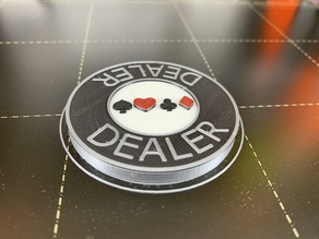 Dealer Card Button