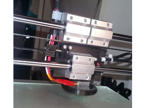 Anet A8 Simple X-belt tensioner