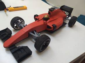 OpenRC F1 On-Road 1:10 Tyre Mod Revised