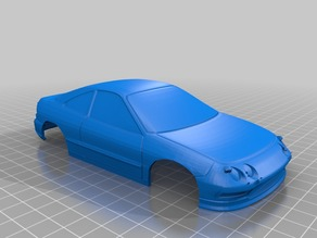Xmods 94 Acura Integra 90mm Body