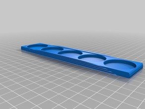 warhammer movement trays 25mm and 32mm