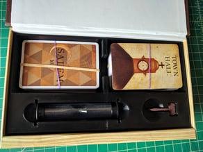 Salem 1692 Game Box Insert