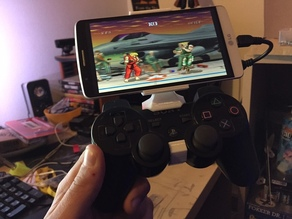 PS3 Game Clip for up to 5 inches smartphones 3.0