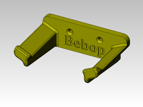 bebop wall stand