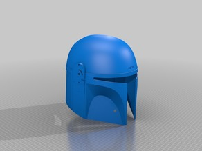 Boba Fett Dented helmet remix from RafallFett helmet
