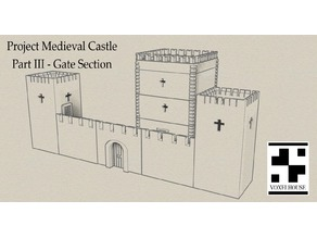 Castle System - Part III - Gate Section