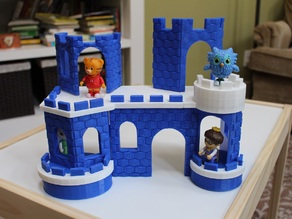 Prince Wednesday's Castle Playset