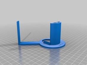 Da Vinci mini spool holder with guide