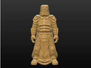 Sculptris Dummy: Knight
