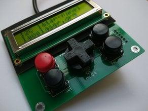 Joystick knob for Laos Laser