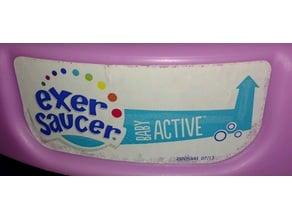 Exer Saucer Insert