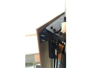 Geeetech G2S pro mini side plade fame stabilizer brackets