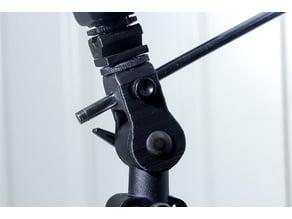 Replacement top half umbrella bracket for CowboyStudio Swivel Tilt Bracket
