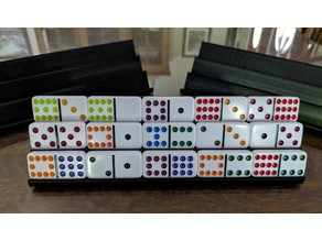 Dominoes Tray/Holder
