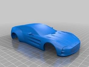 Aston Martin for OpenZ V5a