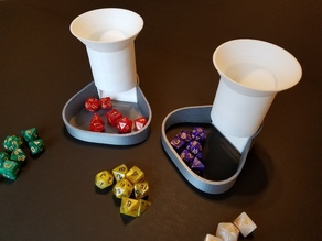 Super Simple Dice Tower