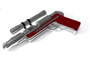 DT-29 Orsen Krennic Heavy Blaster