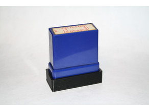 "Cap For ""Paid"" Self Inking Rubber Stamp"