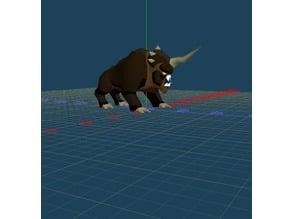Old School Runescape - Dark Beast and Superior Night Beast
