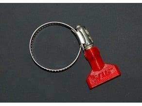 Hose Clamp Key