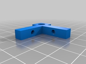 Anycubic 4Max Raspberry Pi Camera Mount