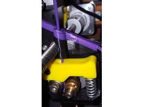 cr-10/hictop clip on filament guide