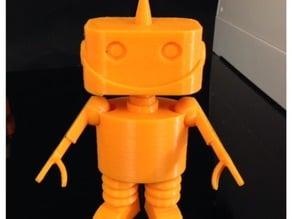 ROBO THE ROBOT