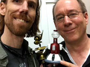 Tom Servo Figure