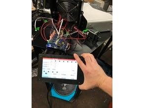 "TEVO Little Monster Duet WiFi/Ethernet Conversion (With 7"" PanelDue)"